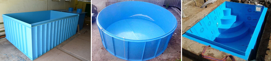 Фото пластиковые бассейны