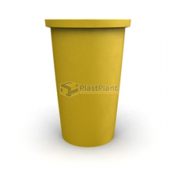 Прямой рукав для мусора