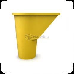 Приемный рукав для мусора