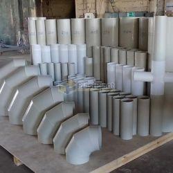 Пластиковые круглые воздуховоды