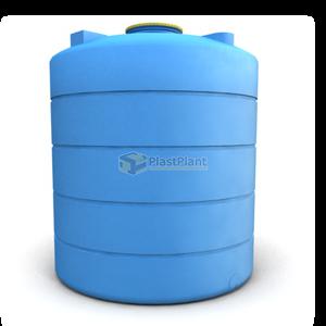 Пластиковая емкость БЦ 5000 литров купить в Москве