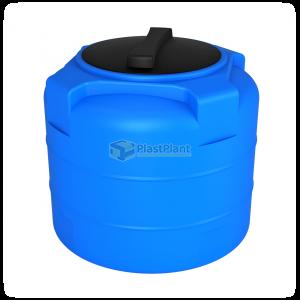 Пластиковая емкость Т 100 литров купить в Москве