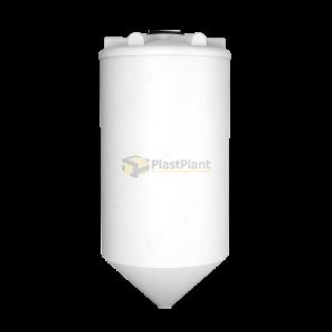 Пластиковая коническая емкость ФМ 2000 литров купить в Москве