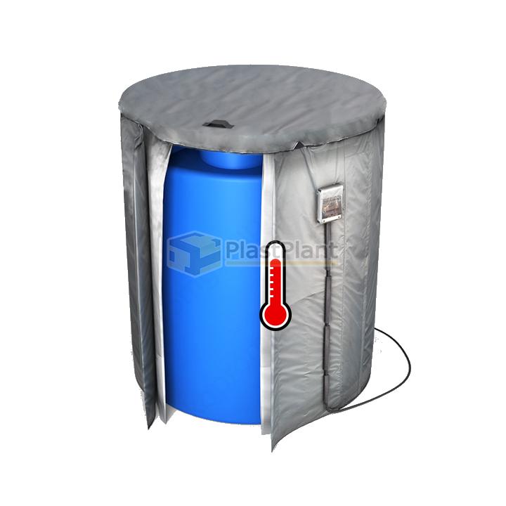 Емкость Т 5000 литров утепленная